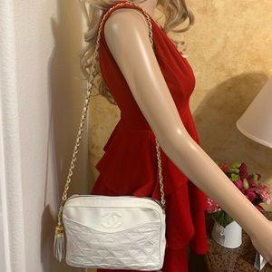 ❣️SOLD❣️ Chanel Vintage Camera Bag